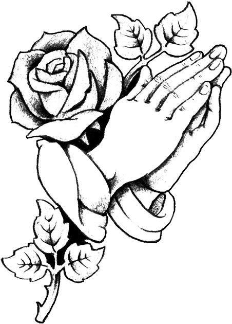 culturedrosewithprayinghandscopyjpg  roses drawing prayer hands tattoo