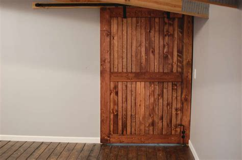 Rustic Ranch Style Interior Barn Door ? Southern Sunshine