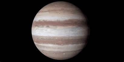 Jupiter Spinning Spot Shrinking Hubble