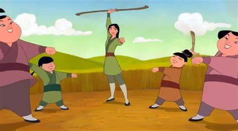 Cherrys Adventures Of Mulan Part 2 Chapter 3 By