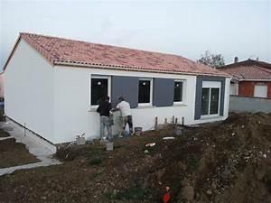 maison crepis blanc et gris avie home With maison crepis blanc et gris