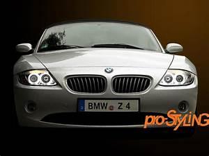 Bmw Z4 E85 Scheinwerfer : scheinwerfer bmw z4 e85 e86 ccfl angel eyes klar chrom s ~ Jslefanu.com Haus und Dekorationen
