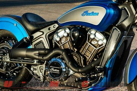 Indian Scout 42 By Dirty Bird Concepts