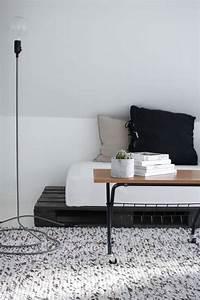 Deco Meuble Design : meuble en palette 34 id es fra ches de diy d co naturelle ~ Teatrodelosmanantiales.com Idées de Décoration