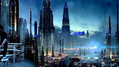Future Place Futuristic