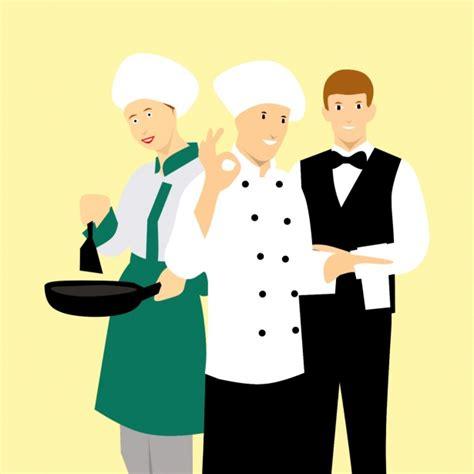 restaurant employee  stock photo public domain pictures
