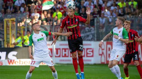 Schmid augsburg hingegen hat nach einem beeindruckenden 3: SC Freiburg verpasst gegen FC Augsburg den Sprung an die ...