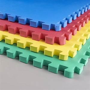 Dalle Mousse Bébé Non Toxique : tapis sol en mousse boite a puzzle ~ Voncanada.com Idées de Décoration