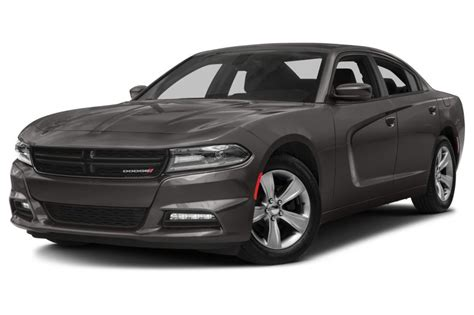 2018 Dodge Charger Information
