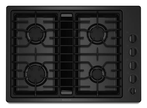 gas downdraft cooktop