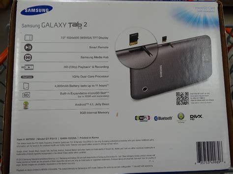 Samsung Galaxy Tab 2 7-Inch Tablet