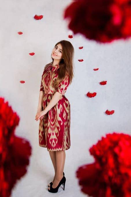 Узбекская одежда Мода