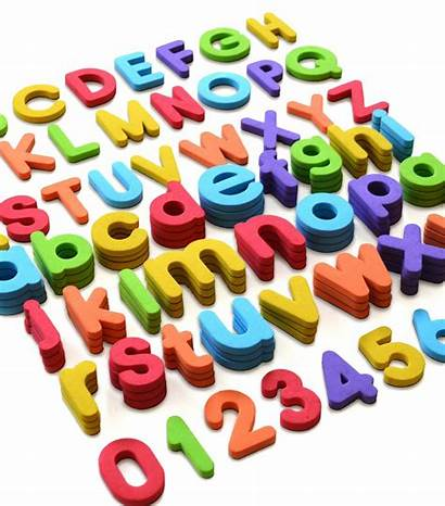 Letters Numbers Alphabet Magnetic Foam Abc Magnets