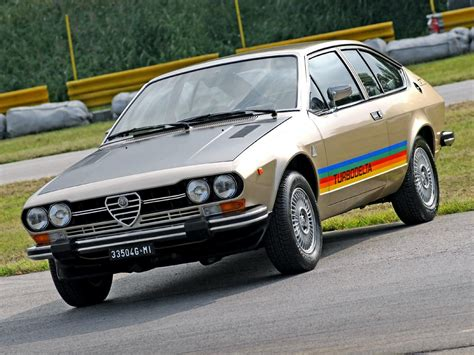 1977 Alfa Romeo Alfetta Photos, Informations, Articles