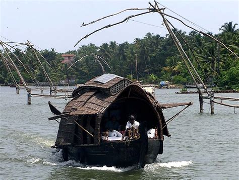 House Boat At Kollam by Tatkal Ticket Kollam To Alleppey National Waterway 3