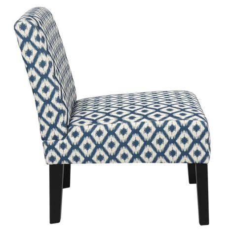 homegear home furniture accent armless chair