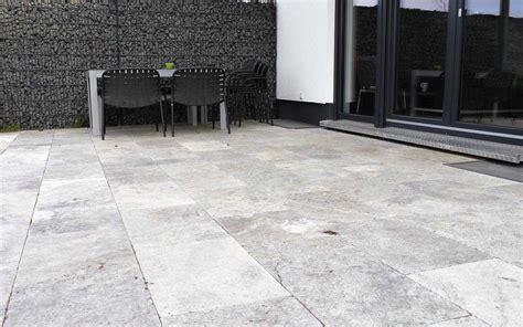 Naturstein Terrassenplatten Bei Steinlese