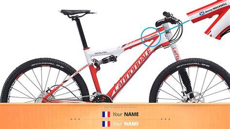 lade per bici pegatin l adesivo per personalizzare la tua bicicletta