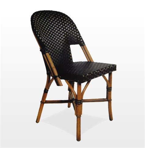 chaise bistrot rotin chaises de bistrot en rotin 28 images chaise bistrot