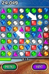 How to Use Power Gems in Bejeweled Blitz Gem Mobile Gaming
