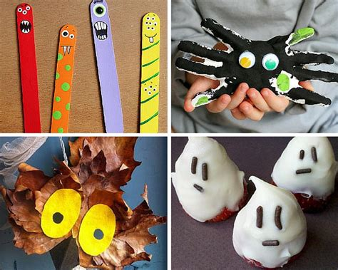 ultimate kids halloween crafts guide  spooky crafts