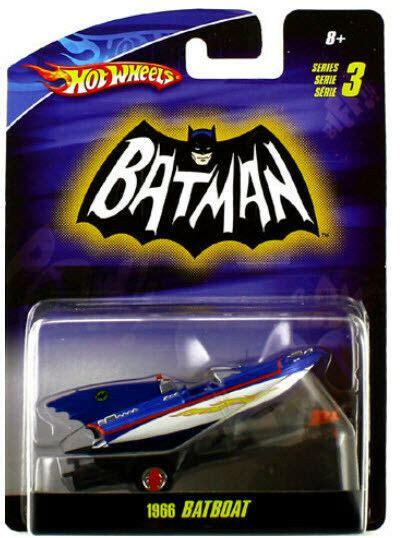 hot wheels batman  batboat diecast  series