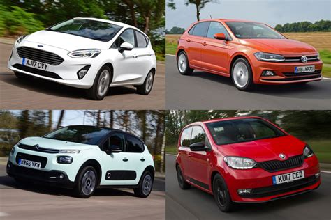 Best Small Cars  Auto Express