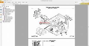 Takeuchi Excavator Tb180 Fr Parts Manual