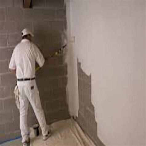 basement interior walls waterproofing liquid rubber