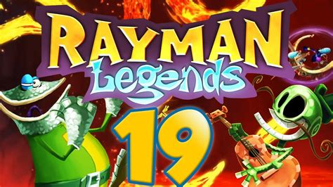 Let's Play Rayman Legends