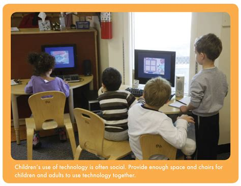 using technology appropriately in the preschool classroom 296   5