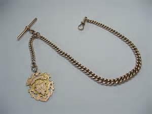 Antique Gold Pocket Watch Chains