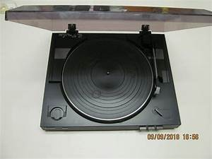 Sony Turntable Ps
