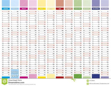 2017 calendar planner 2017 planning calendar calendar template 2018