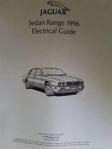 1996 Jaguar Xj6  U0026 Xj12 Electrical Wiring Circuit Diagrams