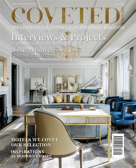 Interior Home Magazine by 5 Interior Design Magazines To Buy In 2018