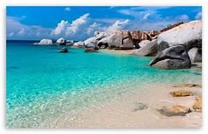 Summer Beach Scene 4K HD Desktop Wallpaper for 4K Ultra HD ...