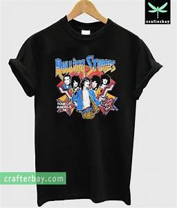 Tee Shirt Rolling Stones : rolling stones vintage t shirt ~ Voncanada.com Idées de Décoration
