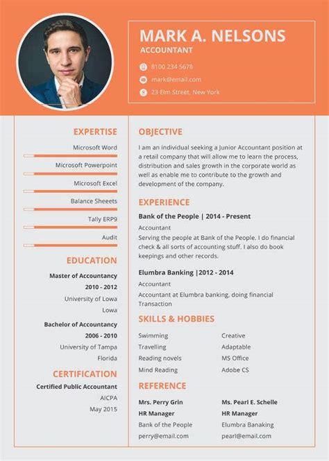 resume format word   premium templates