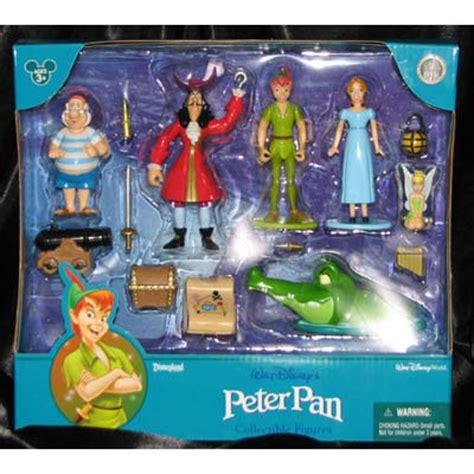 wdw store disney figurine set peter pan