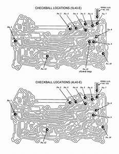 Transmission Repair Manuals Gm 5l40e   5l50e