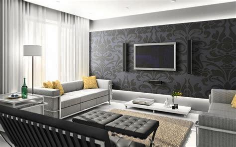 Schöne Zimmer Für by Sch 246 Ne Tapeten F 252 R Wohnzimmer