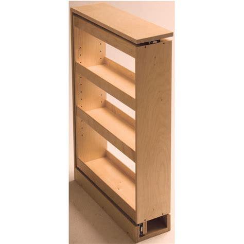 base cabinet filler kitchenmate kitchen base cabinet filler pantry by omega