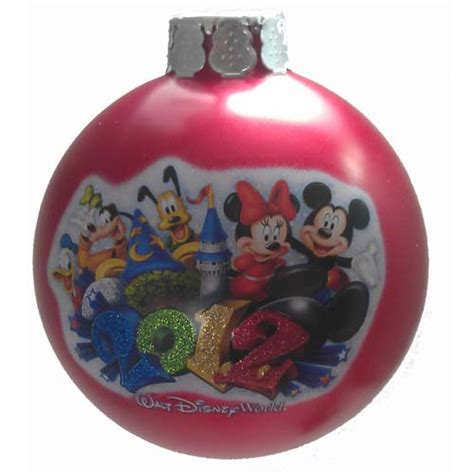 your wdw store disney christmas holiday ornament 2012