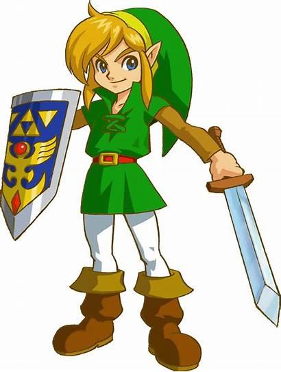 Zelda Link Oracle Seasons Legend Ages Toon