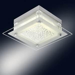 Led Deckenleuchte Kristall : deckenleuchte led deckenlampe kristall modern glaskristall lampe leuchte neu ebay ~ Orissabook.com Haus und Dekorationen