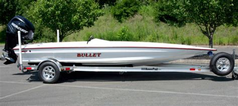 Bullet Ski Race Boats For Sale by Research 2013 Bullet Boats 20 Cc Coastal Bass On