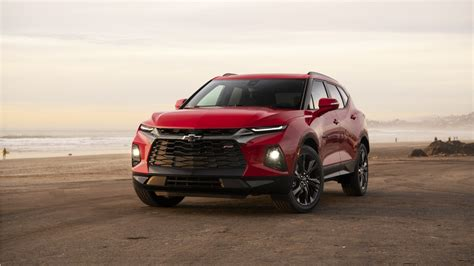 2019 Chevy Blazer Wallpaper by 2019 Chevrolet Blazer Rs 4k 5k Wallpaper Hd Car