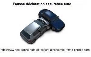 Assurance Auto Alcoolémie 3 Ans : cons quence de la fausse d claration assurance auto ~ Medecine-chirurgie-esthetiques.com Avis de Voitures
