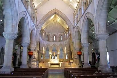 Andrew Cathedral Church Saint Honolulu Catholic Hawaii